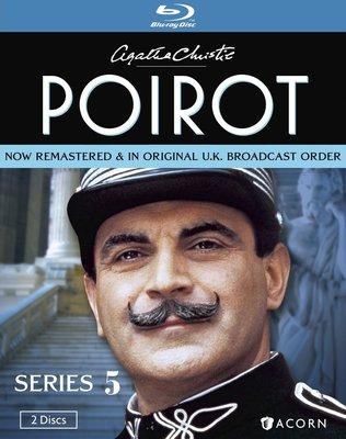 Poirot - Stagione 5 (1993) [Completa 8/8] .avi BDRip AC3 ENG - ITA