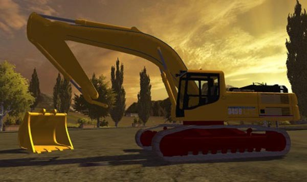 CAT 345B DTP Terrassements Edition v 1.0