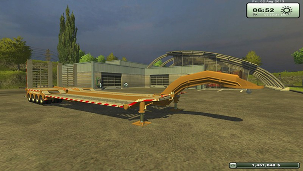 Cat Low Loader v 1.0 Update