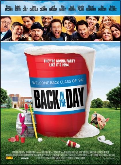 Eskiden Olduğu Gibi – Back in The Day 2014 HDRip XviD Türkçe Dublaj – Tek Link
