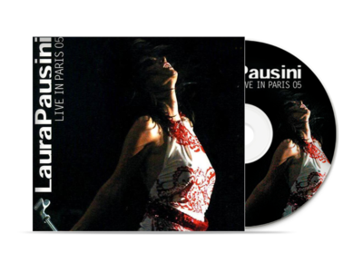 Laura Pausini - Live in Paris 05 (2005).Mp3 - 320Kbps