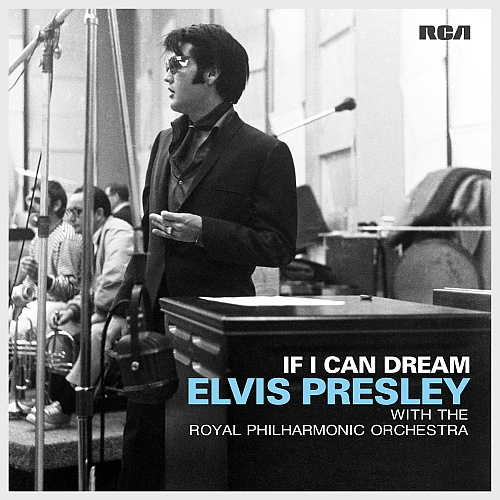 Presley - IF I CAN DREAM: ELVIS PRESLEY WITH THE ROYAL PHILHARMONIC ORCHESTRA Cd_lp_if_i_can_dream_icjnz