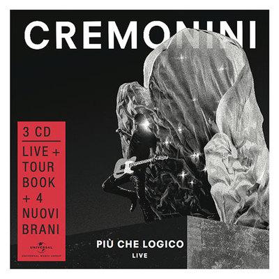 Cesare Cremonini - Più che logico Live (2015).Mp3 - 320Kbps