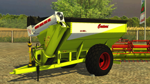 Cestari 19000L Claas version v 1.0