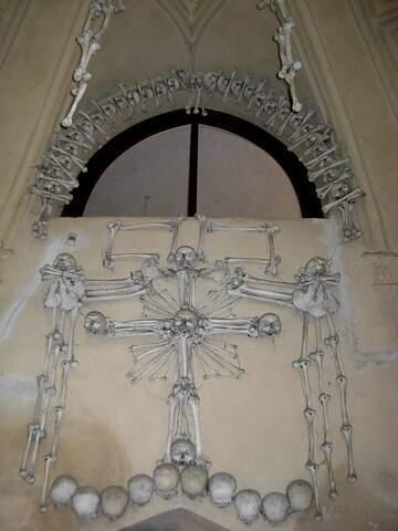 Kaplica Czaszek w Kutnej Horze 11