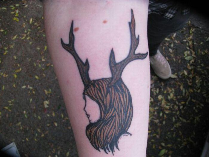 Oryginalne tatuaże 51