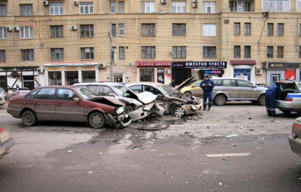 Wypadki samochodowe 13