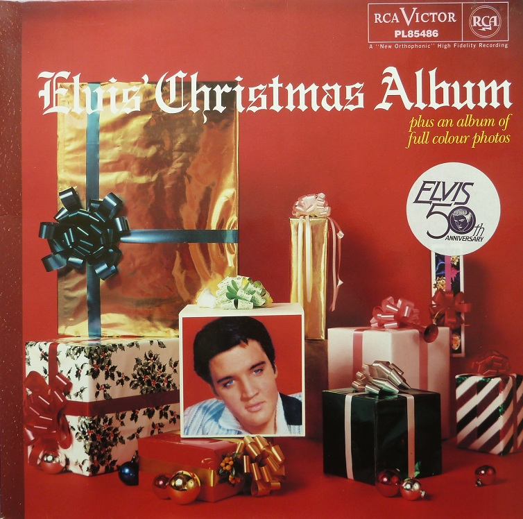 ELVIS' CHRISTMAS ALBUM (1958) Christmasalbum85classveuen