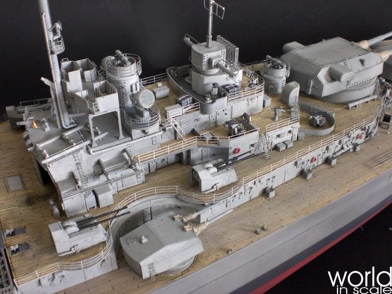 Schlachtschiff BISMARCK - 1/200 v. Trumpeter, MK.1 Design, uvm. - Seite 12 Cimg1238_800x60026o3l