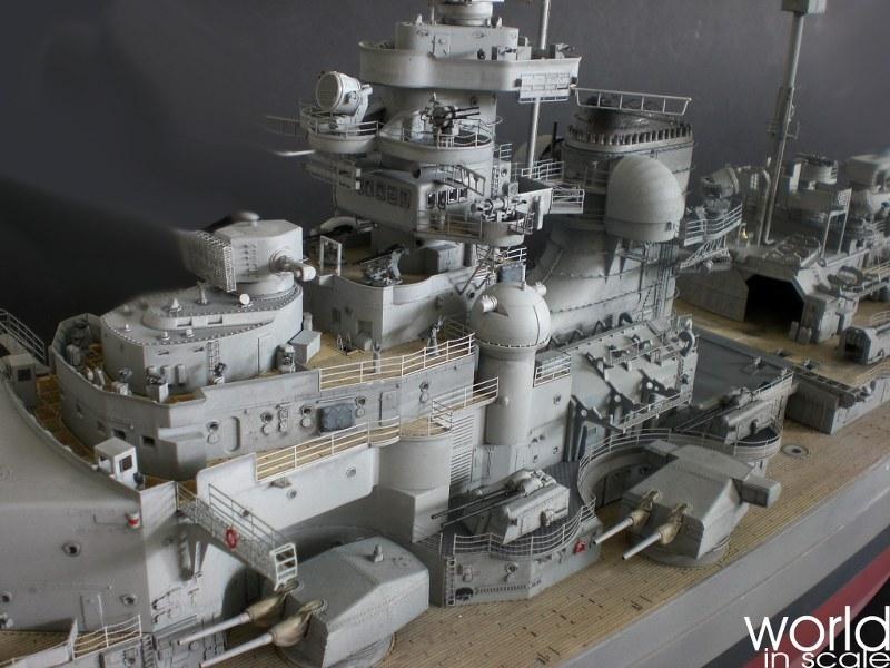 Schlachtschiff BISMARCK - 1/200 v. Trumpeter, MK.1 Design, uvm. - Seite 12 Cimg1246_800x600xvr38