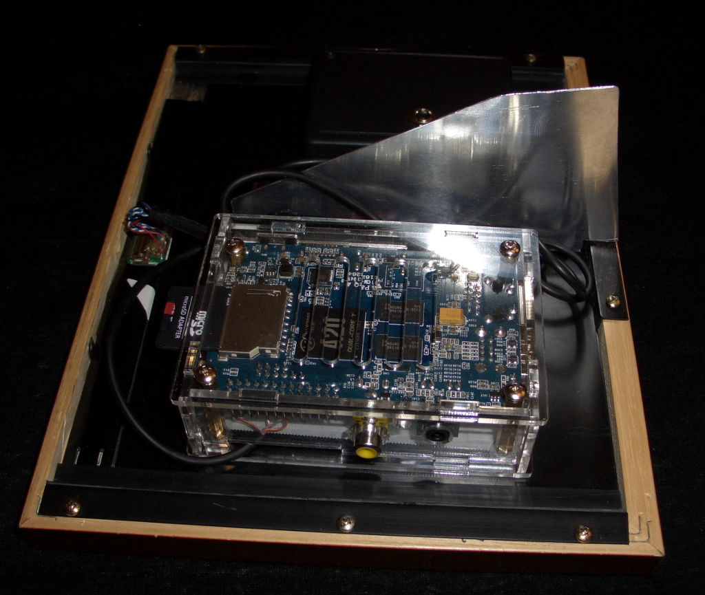 digitalen Bilderrahmen mit IPS-Display bauen