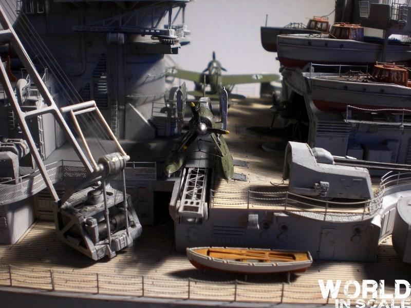 Schlachtschiff BISMARCK - 1/200 v. Trumpeter, MK.1 Design, uvm. - Seite 13 Cimg3503_800x6008rufm
