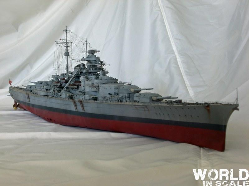 Schlachtschiff BISMARCK - 1/200 v. Trumpeter, MK.1 Design, uvm. - Seite 13 Cimg3513_800x6008skpx