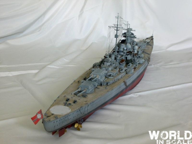 Schlachtschiff BISMARCK - 1/200 v. Trumpeter, MK.1 Design, uvm. - Seite 13 Cimg3656_800x6001obct