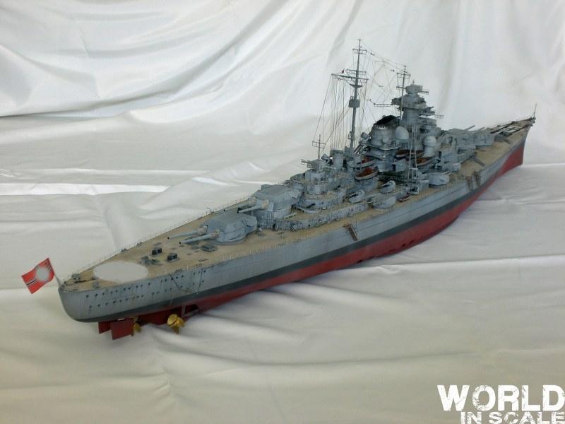 Schlachtschiff BISMARCK - 1/200 v. Trumpeter, MK.1 Design, uvm. - Seite 13 Cimg3657_800x600foapx