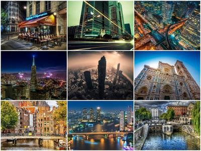 60 Beautiful Cityscapes HD Wallpapers Mix