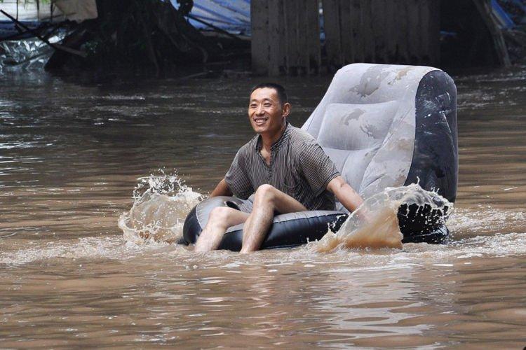 Powódź z dystansem 20
