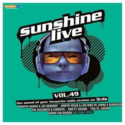 VA - Sunsine Live Vol.49 (2014) .mp3 - 320kbps
