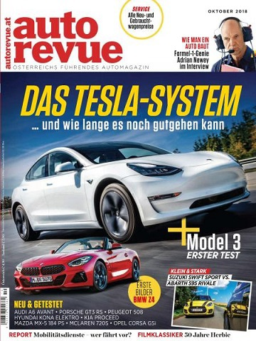 Auto Revue Magazin Oktober No 10 2018
