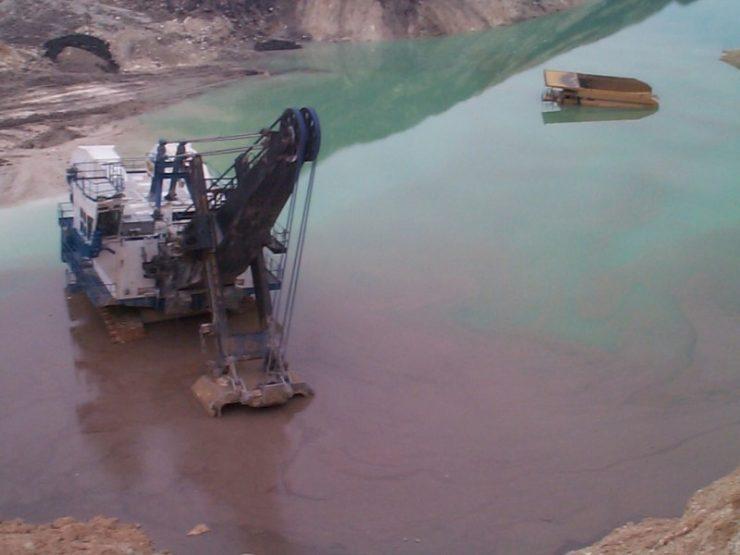 Wypadki w kopalniach odkrywkowych 3