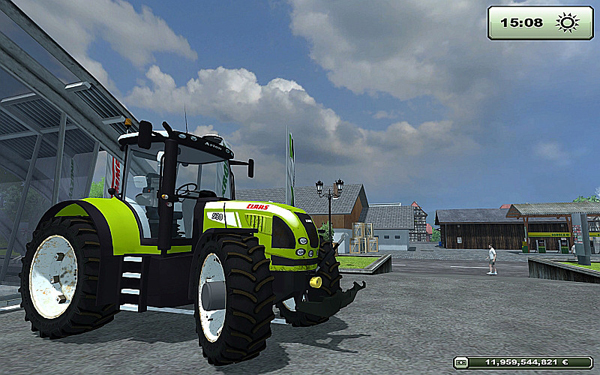 Claas Arion 530 v 1.2