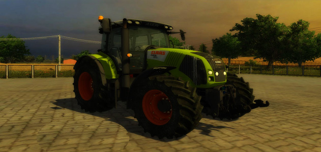 Claas Axion 830 v 1.0