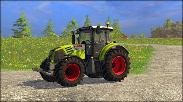 Claas Axion 850 v6.0 Full