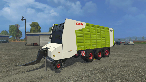 Claas Cargos 9600 v1.0