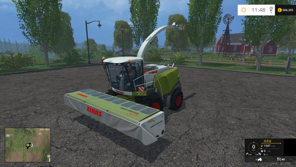Claas Direct Disc 620 v1.0
