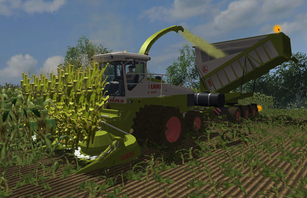 claas jaguar 685sl sevfdu7 Claas Jaguar 685SL Set v 4.2 Beta