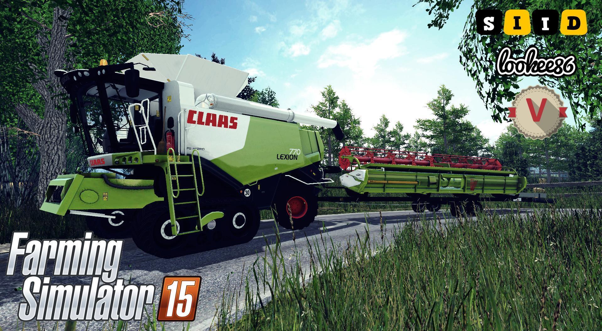 CLAAS LEXION 770 V1.2 FINAL VERSION