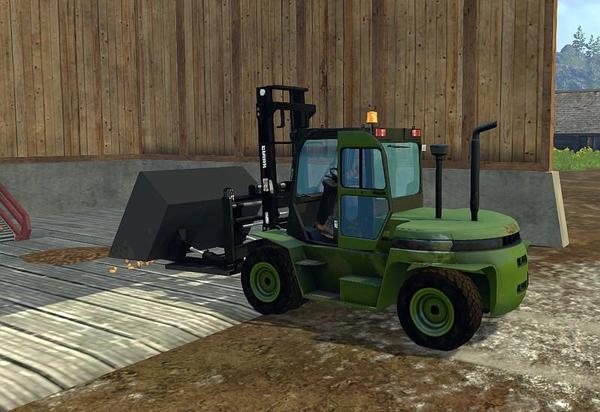 CLARK Forklift C80 v4.01