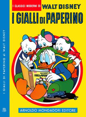 I Classici di Walt Disney - Serie 1 - N. 07 - I gialli di Paperino (1961)