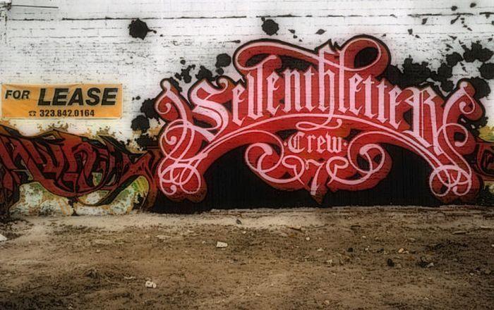 Sztuka graffiti 28