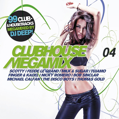 VA - Clubhouse Megamix Vol.04 [3CD] (2014) .mp3 - V0