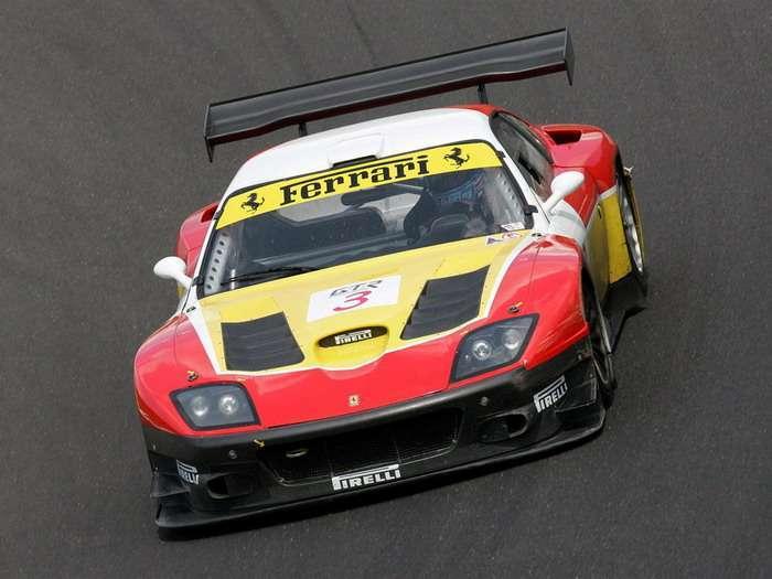 2005 Ferrari 575 GTC Evoluzione 13