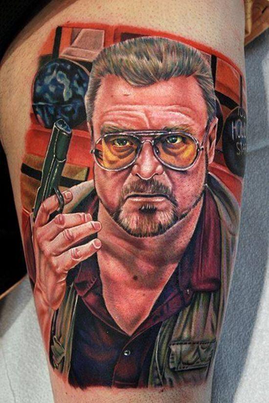 Odważne tatuaże #3 32
