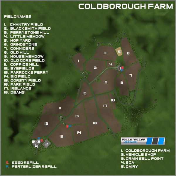 Coldborough Farm