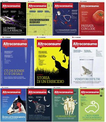 Altroconsumo - Collezione Completa Anno 2017