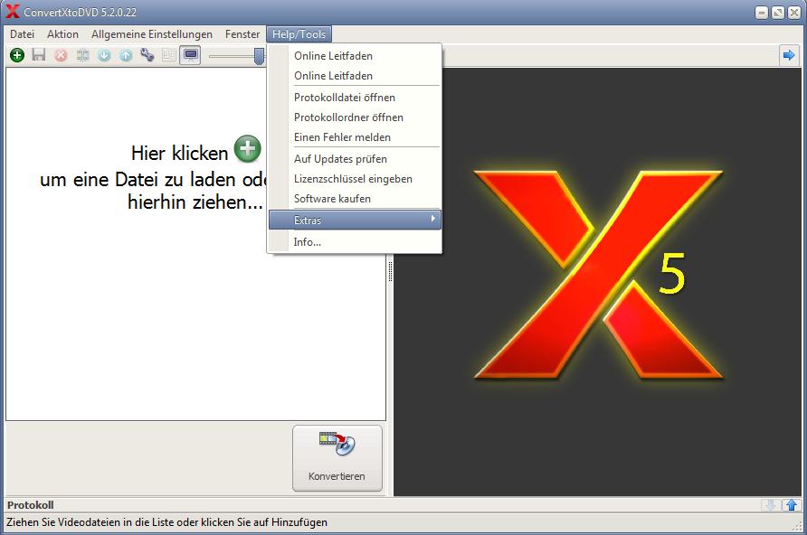 PortableAppZ: ConvertXtoDVD 7.0.0.56 Multilingual