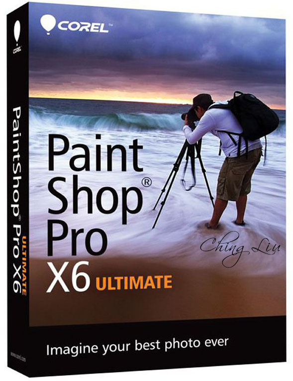 Download Corel PaintShop Pro X6 16.2.0.20 (keygen CORE)