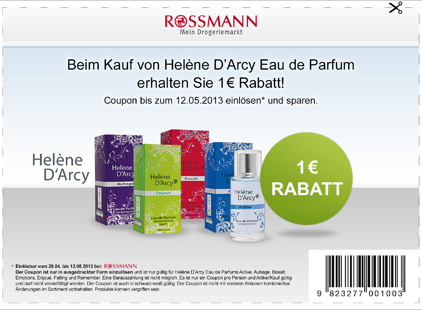 10 euro gutschein rossmann. Black Bedroom Furniture Sets. Home Design Ideas