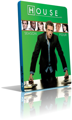 Dr.House - Stagione 4 (2007) (Completa) DVDRip ITA AC3 Avi