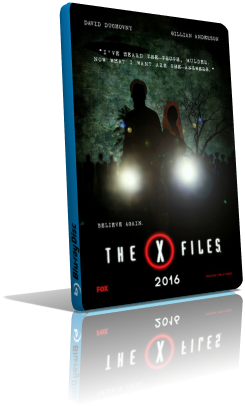The X-Files - Stagione 10 (2016) (Completa) DLMux ITA ENG MP3 Avi