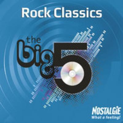 VA - The Big 5: Rock Classics [2CD] (2013) .mp3 - V0