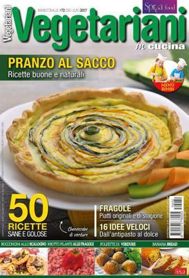 Vegetariani in Cucina - Giugno-Luglio 2017