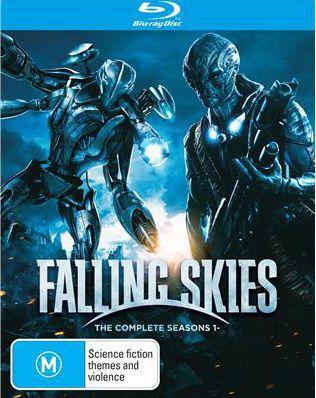 Falling Skies - Stagione 1 (2011) (Completa) HDTVMux 720P ITA ENG AC3 DD5.1 x264 mkv