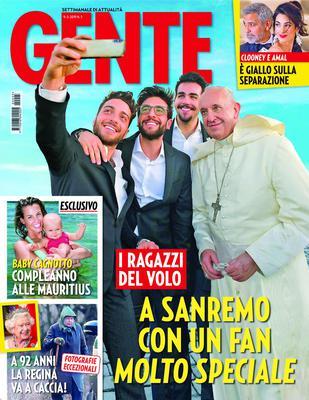 Gente Italia N.5 - 09 Febbraio 2019