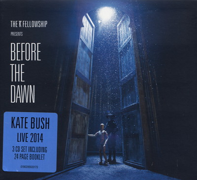 Kate Bush - Before The Dawn [3CD] (2016).Wav 16Bit 44100HZ