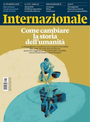Internazionale N.1277 - 12/18 Ottobre 2018